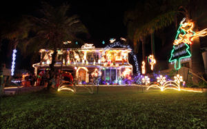 decorate for Christmas without damaging your roof