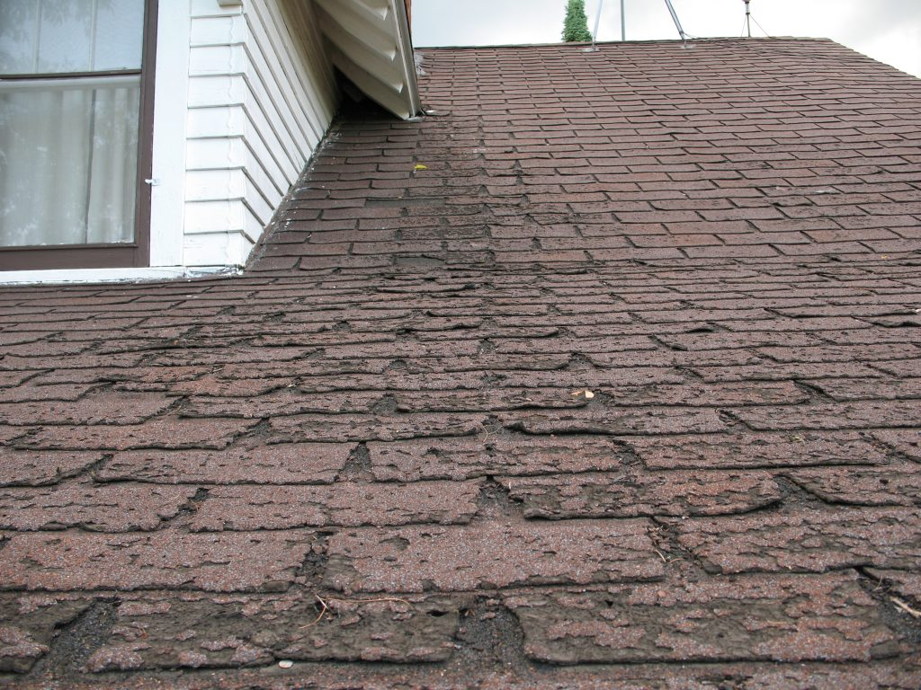 Nine Signs Your Roof Needs Replaced