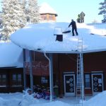 How to Remove Snow from a Roof